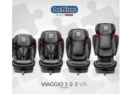 SCAUN AUTO 1-2-3 Via Peg-Perego Monza