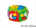 Куб *Умный малыш* Гиппо Арт. 2445