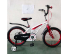 Bicicletă  Magnesium SPACE 16 WHITE/ RED