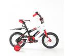 Bicicleta pentru copii Mustang Stitch* 12″ Red/White