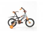 Biciclete *Mustang Stitch* 20″ Orange/White/Black