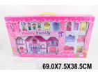 Кукольный домик Арт .78223