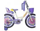 Bicicleta *Girls* inch 14 Purple.