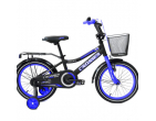 Bicicleta *Crosser C13* inch 16 ALBASTRU