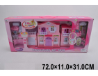 Кукольный домик Арт .49032