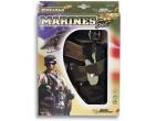 """Револьвер с пистонами """"Marines Set""""арт.04201"""