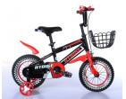 """Bicicletă cu 2 roți 12 """"(roșu) Art. RTBIKE"""