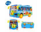 Autobuz cu logică cu muzică-lumină. art.67072