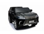 Mașină cu acumulator LEXUS LX570 neagră