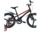 BMX PREMIUM Magnesium 20″ BLACK/RED