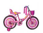 Bicicleta *Girls* inch 12 ROSE