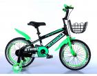 """Bicicletă cu 2 roți 16 """"(verde) Art. RTBIKE"""