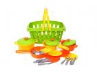"Jucărie ""Set de vase TechnoK"", art. 4456"