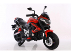Motocicletă  ELECTRICE  12V  roșu