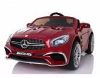 Mașină electrice Mercedes Benz (roșu )