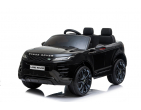 Mașina cu acumulator Range Rover Black